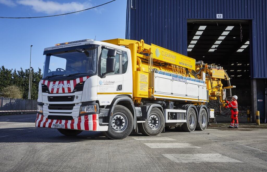 lorry - liquid waste removal hull & yorkshire