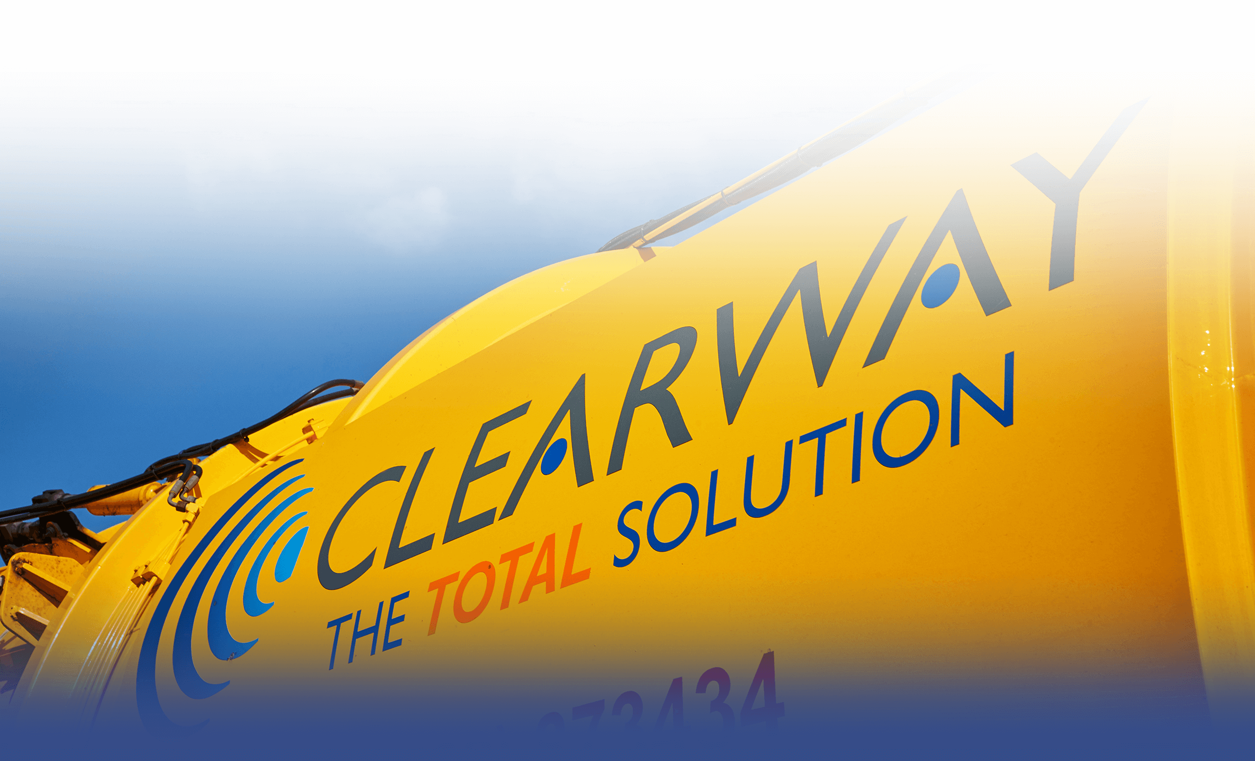 clearway tanker - road gritting hull & yorkshire - footer