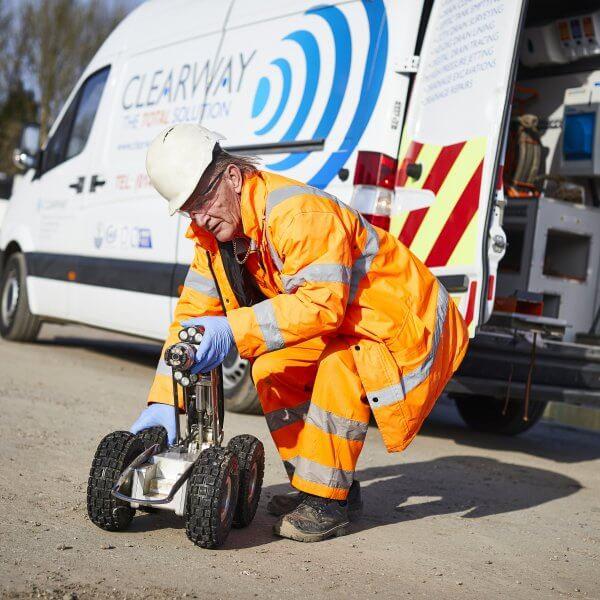 commercial cctv surveys hull & yorkshire - operation