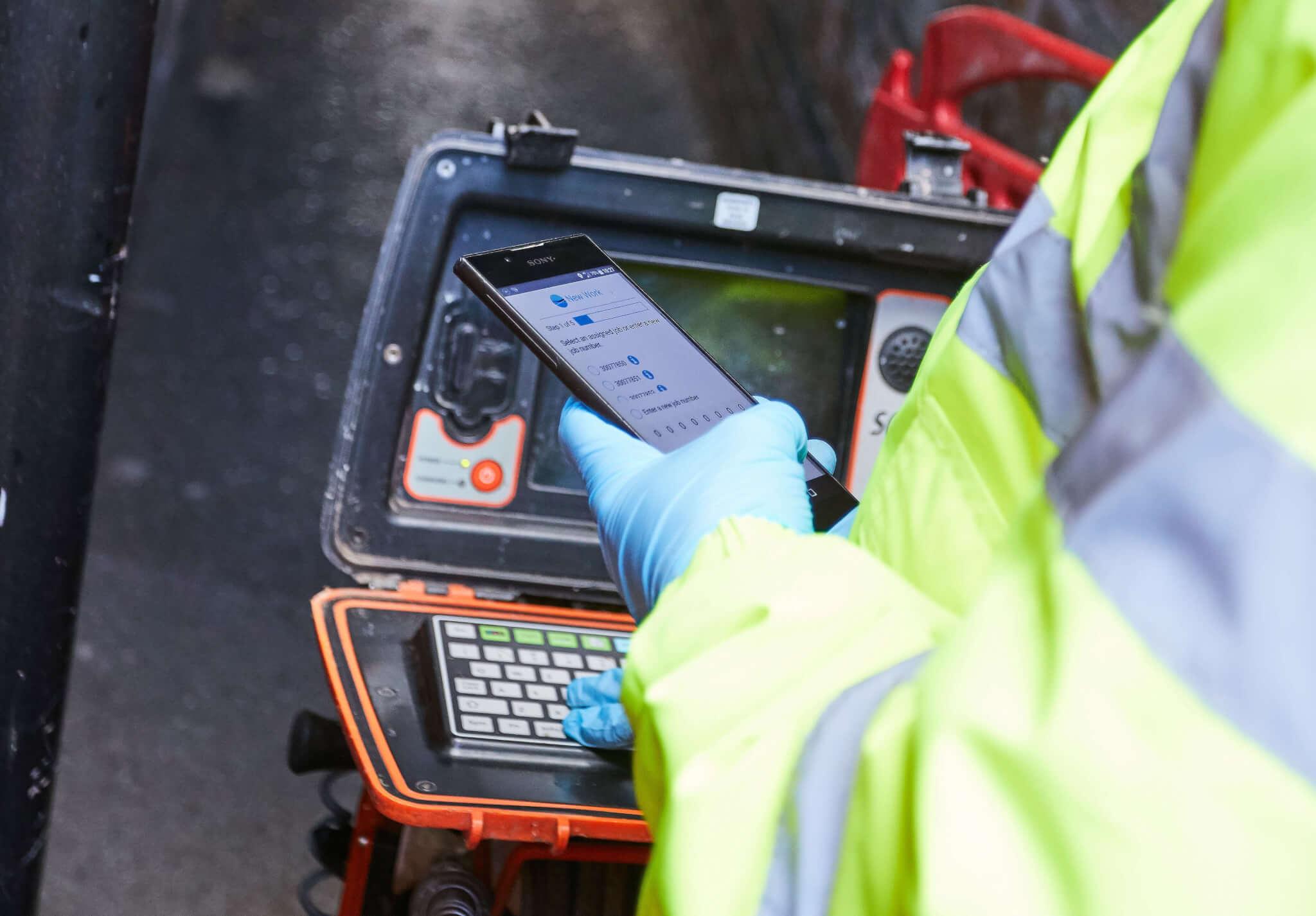 commercial cctv surveys hull - new equipment