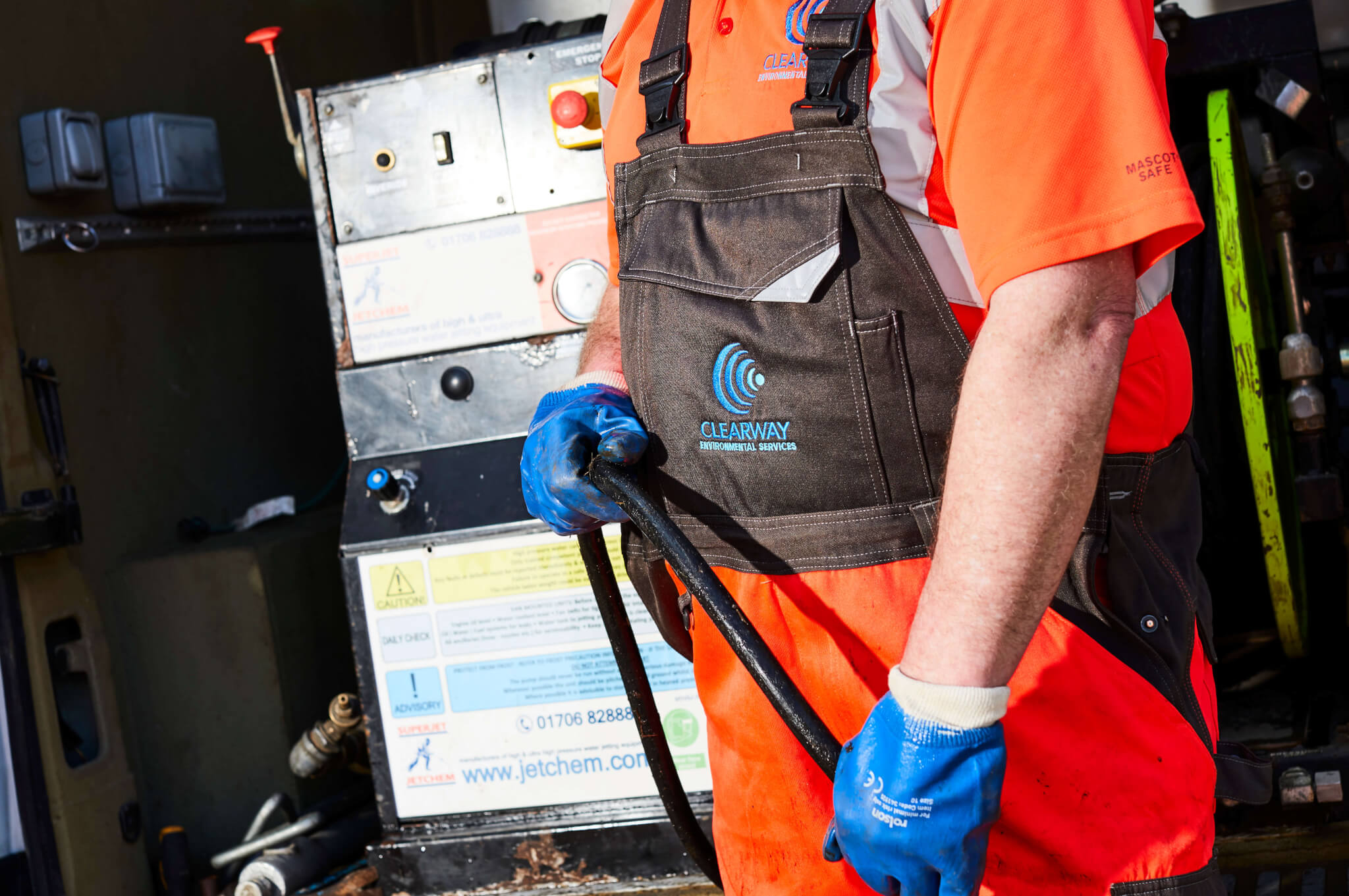 commercial drain unblocking services hull & yorkshire